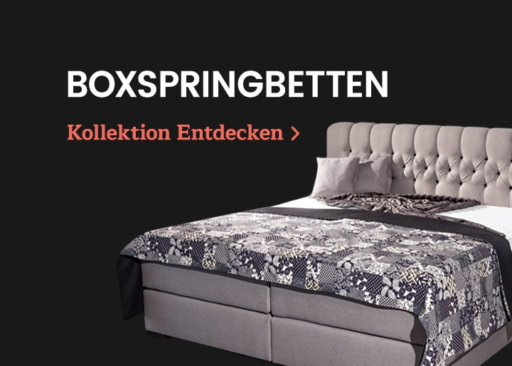 ron lion boxspringbetten direkt vom deutschen hersteller. Black Bedroom Furniture Sets. Home Design Ideas
